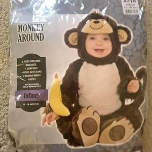 Other - Monkey costume (Infant)